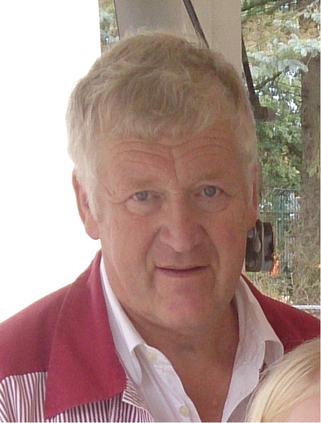 Erich Baumann, Imbiss, Gastronomie, Fleischermeister, 1977