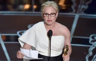Patricia Arquette, Oscar a mejor actriz de reparto por 'Boyhood'.