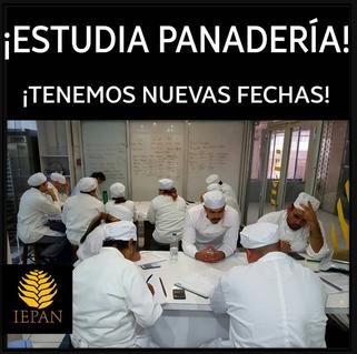 Estudia Panadería - IEPAN