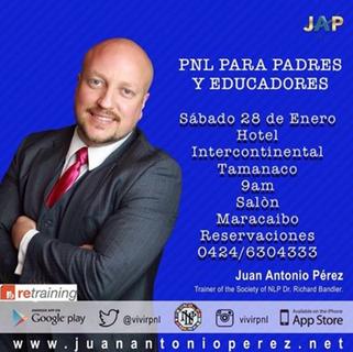 PNL para Padres y Maestros - Juan Antonio Perez