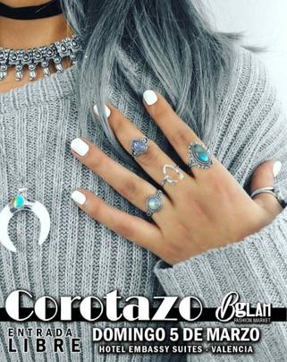 Corotazo - Bglam Fashion Market
