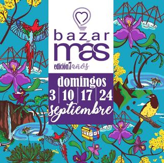 Bazar Más - Edición 7 Años
