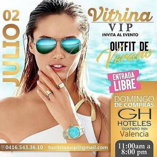 Outfit de Verano - Vitrina VIP