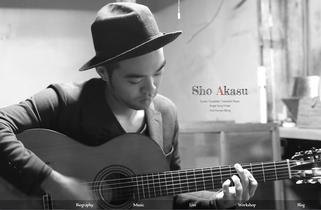 タブストックジャズギター講師 赤須翔