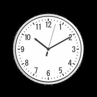 治療時間について