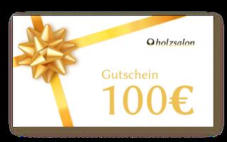 holzsalon-Gutschein