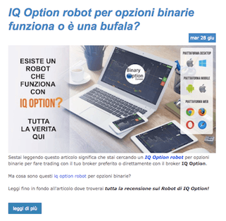 Copy trading con iq option