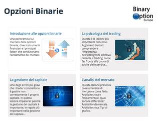 impara a fare trading con le opzioni binarie e 10trade