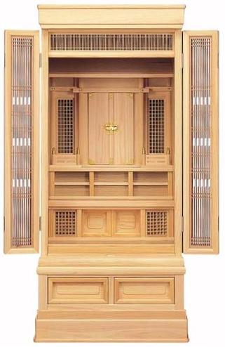 日本製の神徒壇