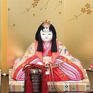 真多呂人形 咲良(女雛)