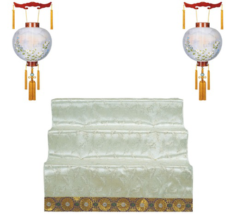 御殿丸と祭壇