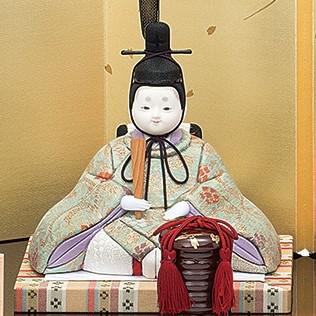 真多呂人形 咲良(男雛)