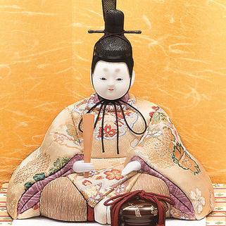真多呂人形 瑞希雛(男雛)