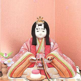 真多呂人形 香桜(女雛)