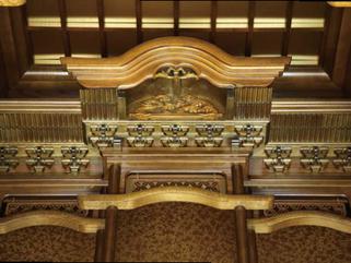 欅仏壇「東根」神代色 宮殿