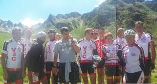 Après la course: manquent Bruno, Denis et Morgan