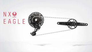 SRAM NX Eagle für e-Bikes