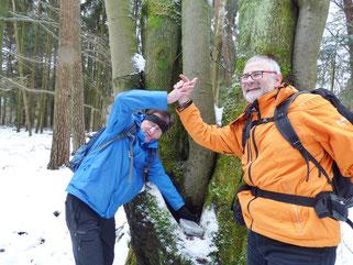 Vom Eis befreit-Die Helden vom Hermersberger Hof