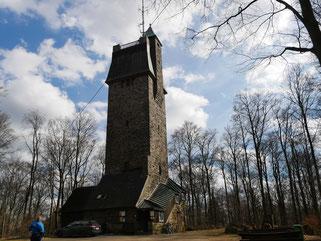 Kaiserturm im Odenwald