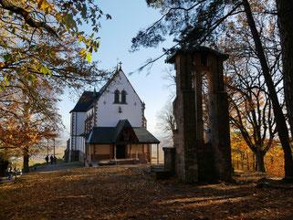 St.Anna Kapelle über Burrweiler
