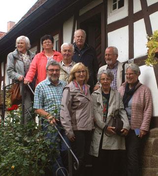 Ausflug zum Waldensermuseum Schönenberg