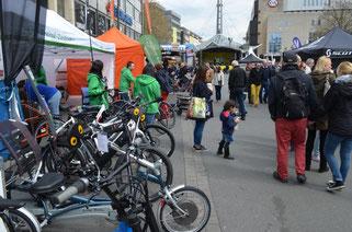 Das e-bike Festival in Dortmund