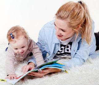 Kinderbetreuung mit Herz