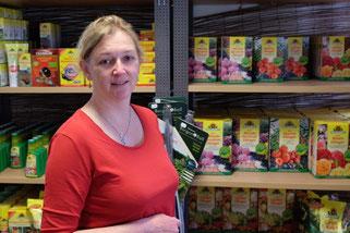 Dr. Frauke Ribbekamp ist spezialisiert auf biologischen Pflanzenschutz