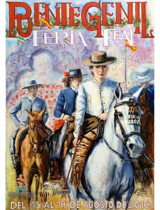 Fiestas en Puente Genil Feria Real 2016