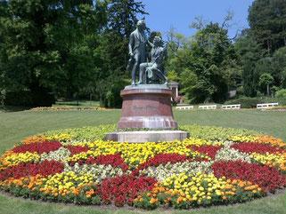 温泉公園(Kurpark)