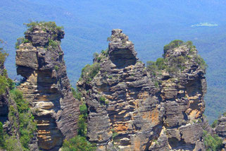 Blue Mountains, Three Sisters, Sydney, Australien