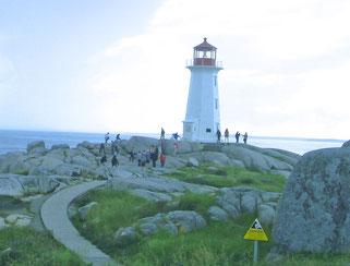 Leuchtturm, Peggy's Cove