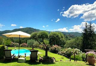 holiday house tuscany
