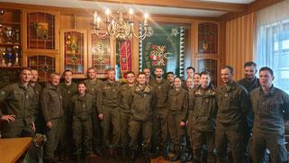 Die AFH Personalvertreter wünschen viel Soldatenglück!