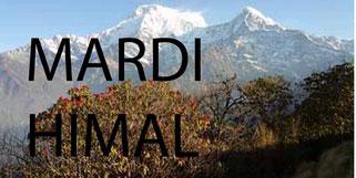Mardi Himal et Sanctuaire de l'Annapurna