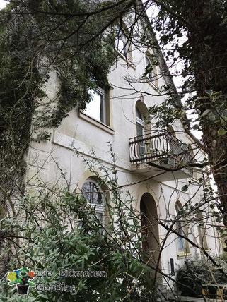 Das Haus der Cachelokation