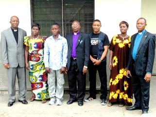Die Delegation von 2013