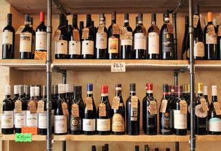 Сувениры из Рима вино