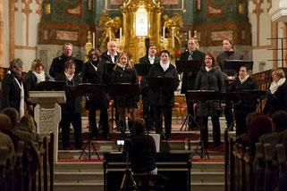 """Konzert """"Tage wie diese"""" am 16.11.2013 in der Stiftskirche Leoben-Göss"""