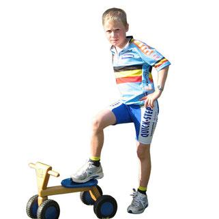 Tips voor Fietsers - Starten met jeugdwielrennen - Jeugdclubs Wielerploegen