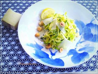 zuccini pasta 2