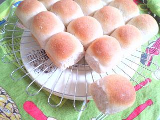 全粒粉ちぎりパン