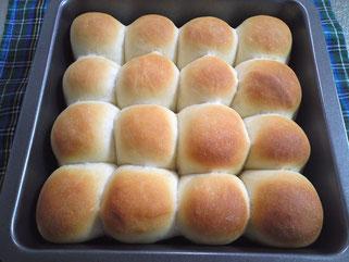 日本一簡単に家で焼けるパン