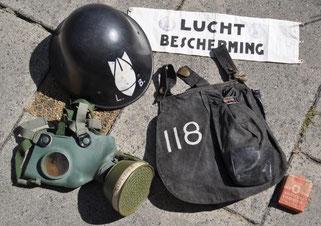 L.B.D. set © Oorlogsleven