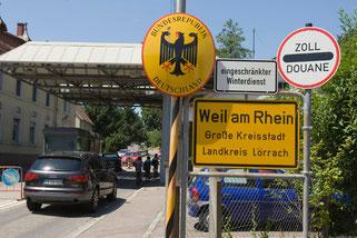 Für Grenzgänger sind Billigkassen nicht unbedingt billig.