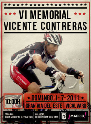 Memorial Vicente Contreras 2012