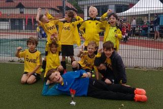 TuS F3-Jugend in Werden. - Foto: tisa.