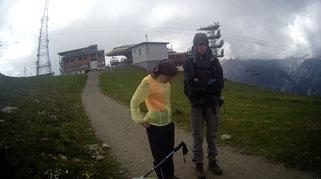 Seilbahnstation Zams Wenns Alpen Österreich E5