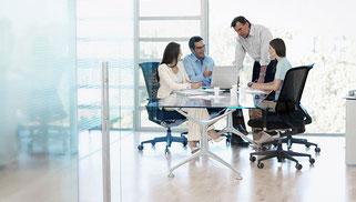 Pour réussir la mise en place d'un logiciel ERP, il fait appel à des spécialistes