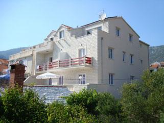 Апартаменты на о. Брач, Бол. Хорватия.